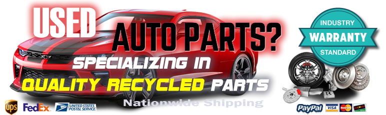 Quality Used Auto Parts in Central Florida - Central Florida